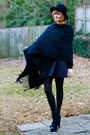 Black-pour-la-victoire-boots-black-bowler-h-m-hat-black-fringed-shawl-access