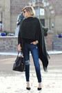 Black-heels-zara-shoes-navy-distressed-dl1961-jeans