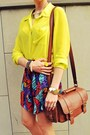 Yellow-new-yorker-shirt