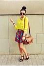 Yellow-new-yorker-shirt