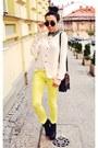 Yellow-wwwmojejeansypl-pants