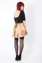 black Dixi stockings