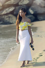 Light-yellow-topshop-top-ivory-alice-mccall-skirt-gold-primadonna-sandals