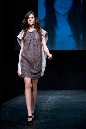 Musette heels - adrian oianu dress