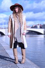 Beige-pieces-boots-beige-vero-moda-coat-brown-american-apparel-hat