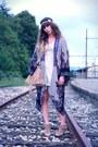 Ivory-molly-bracken-dress-sky-blue-urbanog-jacket-beige-sammy-dress-bag