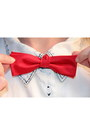 Red-bowtie-selected-accessories-periwinkle-river-island-jeans
