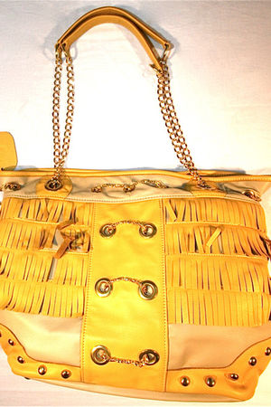 gold Barneys New York accessories - yellow Arden B accessories