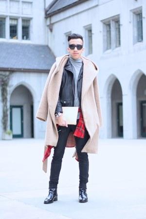 Alexander Wang bag - acne sunglasses