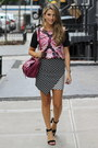 Magenta-proenza-schouler-bag-black-zara-heels-floral-print-nicholas-top