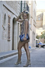 Studded-zara-boots-leopard-stella-mccartney-dress-suede-givenchy-bag
