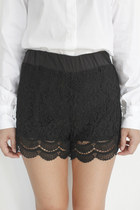 Lace Hot Pants