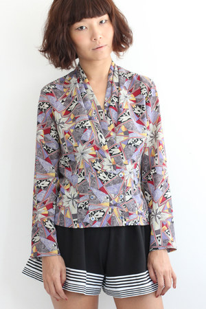 DRIVE STORE blouse