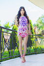 Bubble-gum-stelly-clothing-dress-hot-pink-go-jane-heels
