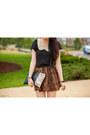 Clutch-chicnova-bag-yesstyle-top-leopard-print-chicnova-skirt