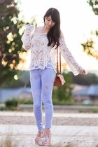 crochet and pastels
