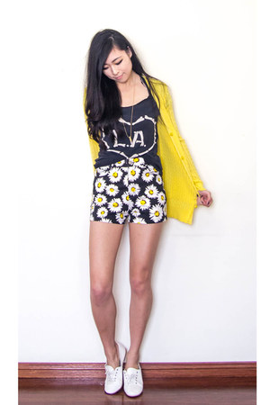 daisy Motel Rocks shorts