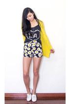 daisy Motel Rocks shorts