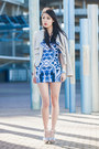 Blue-motel-rocks-dress-off-white-leather-saba-jacket