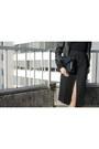 Black-funky-shoes-boots-black-zara-jacket-black-oasap-bag