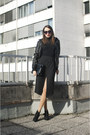 Black-funky-shoes-boots-black-zara-jacket-black-oasap-bag