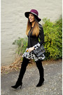Witchery-boots-h-m-hat
