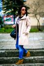 Bershka-boots-denham-jeans