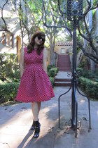 modcloth dress - Miu Miu shoes