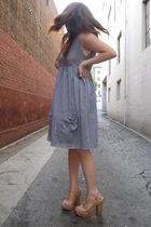Pixie Market dress - Steve Madden shoes