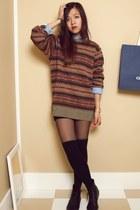 brown Gant jumper