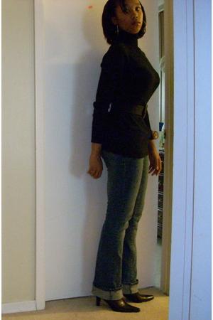 top - jeans - Aldo boots