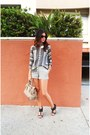 Bcbg-shorts-zara-top