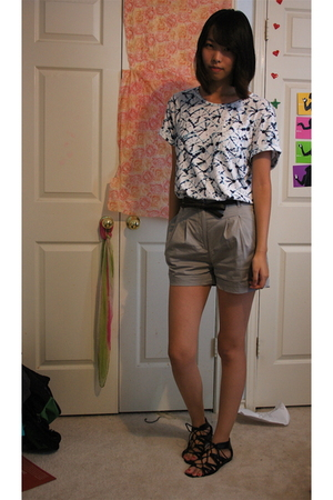 Thakoon for Target t-shirt - H&M shorts - Target shoes