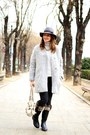 Black-hunter-boots-gray-zara-coat-charcoal-gray-zara-sweater