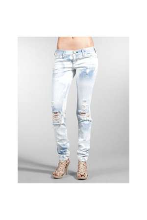 blue CurrentElliot jeans