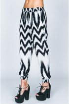 Bardot-pants