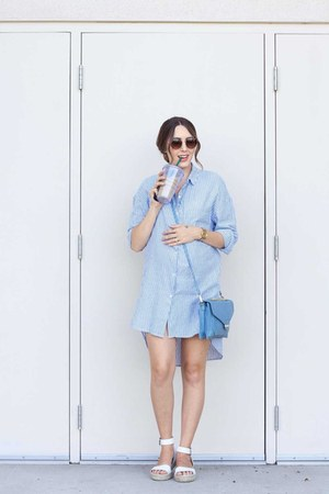 shirt dress Zara dress