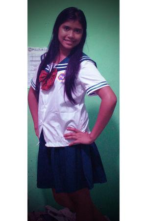 shirt - skirt - tie