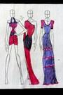 Flowy-dress