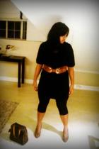 Bayo dress - Aldo belt