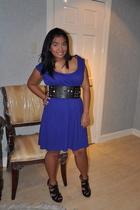 Dorothy Perkins dress - Glitterati belt