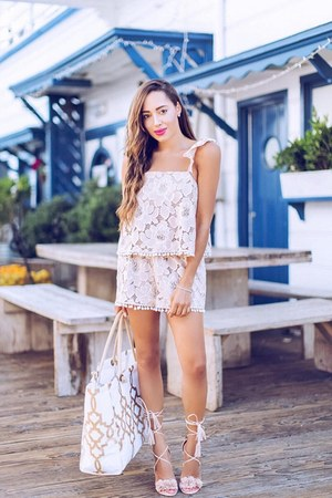 white lace alice mccall romper