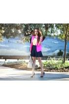 bubble gum Malina Trend blazer - Luichiny Shoes shoes