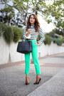 Black-gucci-shoes-black-prada-bag-white-striped-zara-top