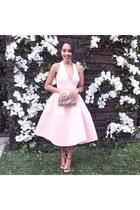 light pink Sheinside dress