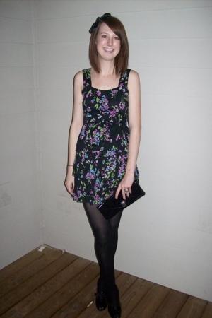 Target dress - Target purse - Forever21