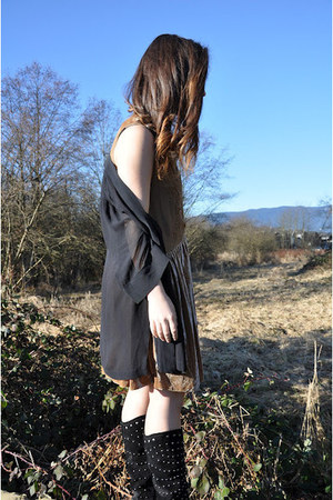 Wilred dress - wilfred cape