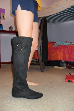 alloy boots