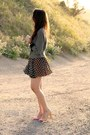 Black-forever-21-dress-black-american-apparel-sweater-chartreuse-bcbg-bag