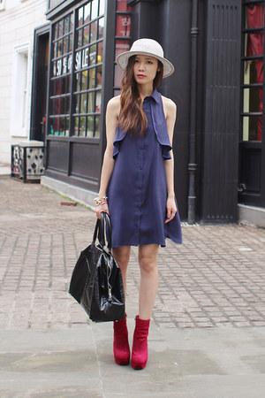 easy bag Saint Laurent bag - Finders Keepers dress